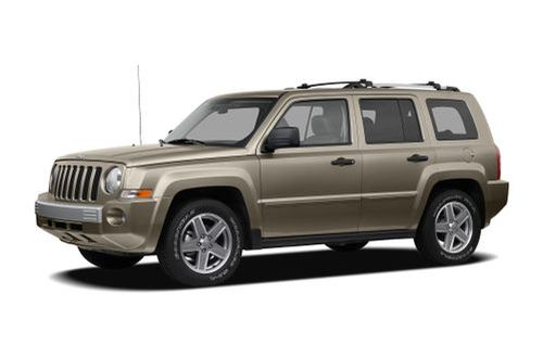 2008 jeep patriot specs pictures trims colors. Black Bedroom Furniture Sets. Home Design Ideas