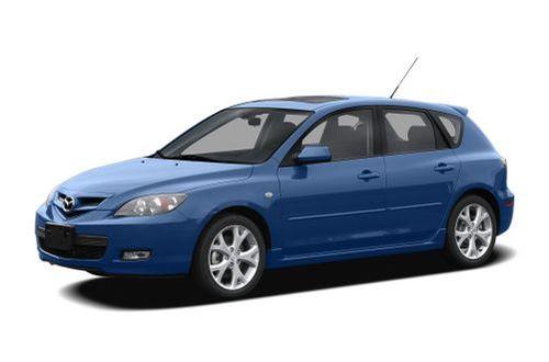 2008 Mazda Mazda3 4dr Sport