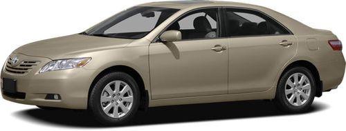 2008 Toyota Camry Recalls