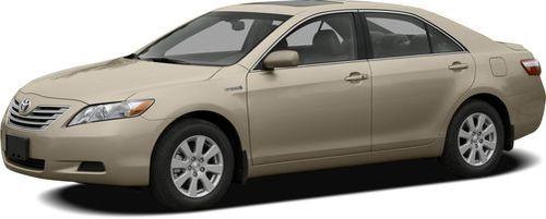 2008 Toyota Camry Hybrid Recalls