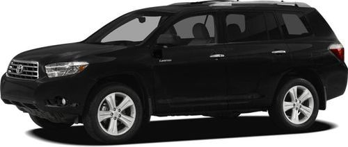 2008 Toyota Highlander Recalls