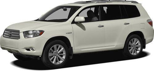 2008 toyota highlander hybrid recalls. Black Bedroom Furniture Sets. Home Design Ideas