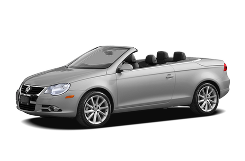 2008 volkswagen eos overview. Black Bedroom Furniture Sets. Home Design Ideas