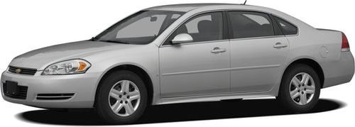 2009 Chevrolet Impala Recalls