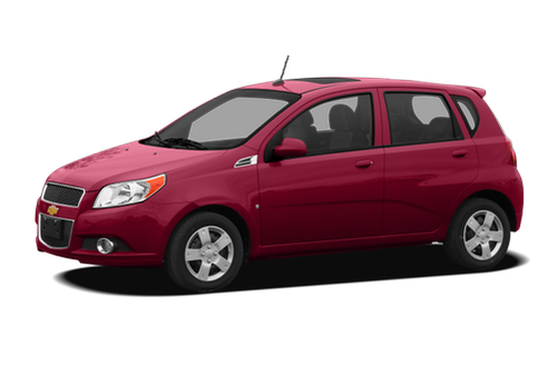 2009 Chevrolet Aveo Specs Trims Colors Cars Com
