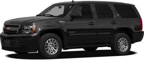 2009 Chevrolet Tahoe Hybrid Recalls  Carscom