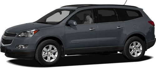 2009 Chevrolet Traverse Recalls