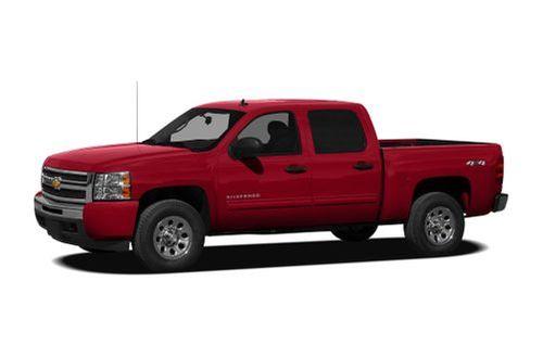 """2009 Chevrolet Silverado 1500 4x4 Crew Cab 5.75' box 143.5"""" WB"""