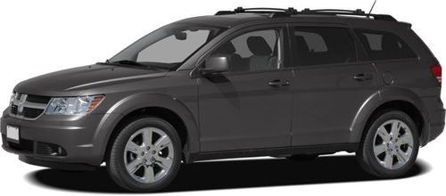2009 Dodge Journey Recalls
