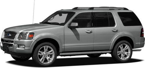 Superhides Seat Covers >> 2009 Ford Explorer Recalls | Cars.com