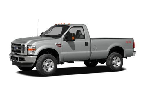 "2009 Ford F-350 4x4 SD Regular Cab 137"" WB SRW"
