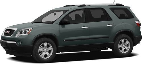 2009 gmc acadia recalls. Black Bedroom Furniture Sets. Home Design Ideas