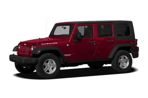 2009 Jeep Wrangler Unlimited Trim Levels Configurations Cars Com