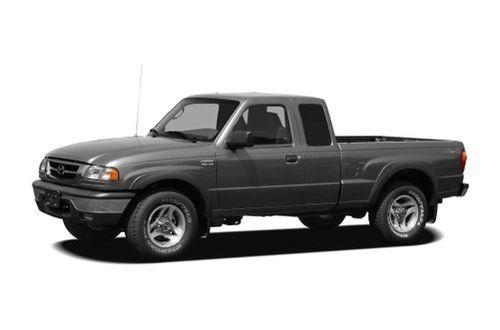 1996 Mazda B4000