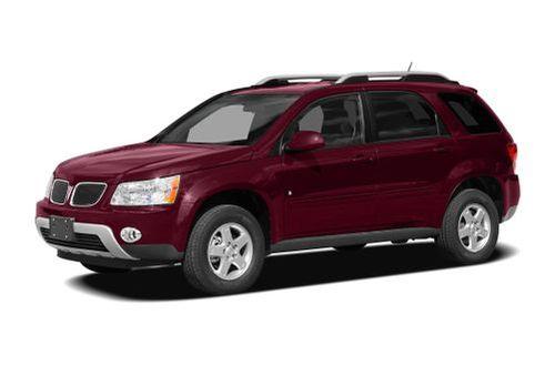 Pontiac Torrent Sport Utility Models Price Specs