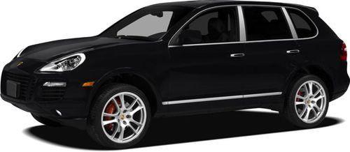 2009 Porsche Cayenne Recalls