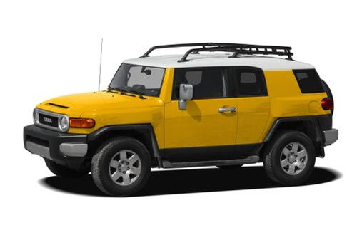 Toyota Fj Cruiser Sport Utility Models Price Specs Reviews
