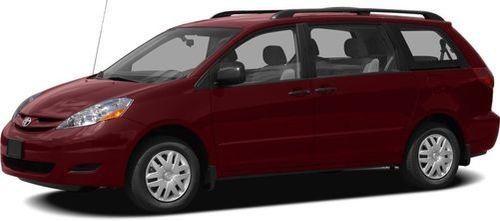 2009 Toyota Sienna Recalls