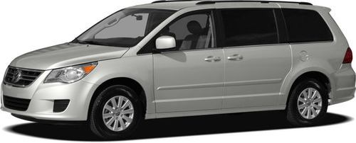 09 town and country recalls