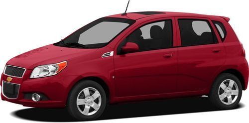 2010 Chevrolet Aveo Recalls  Carscom