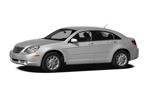 CAC00CRC062A0101 - 2010 Chrysler Sebring Touring Sedan