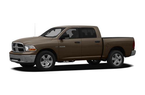 """2010 Dodge Ram 1500 4x4 Crew Cab 140"""" WB"""