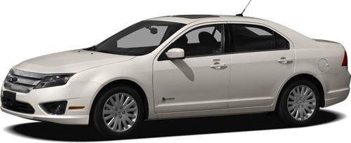 2010 Ford Fusion Hybrid Recalls