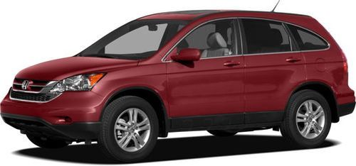 honda cr recalls body side trim chrome crv molding vehicle air airbag 4x4 control selector competitive comparison suv