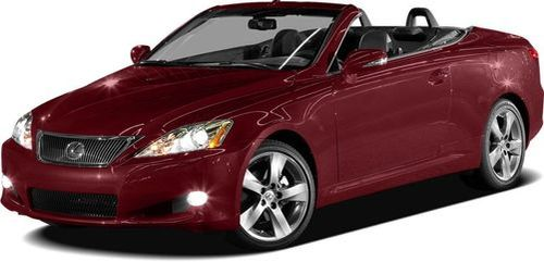 2010 Lexus IS 250C Recalls | Cars.com