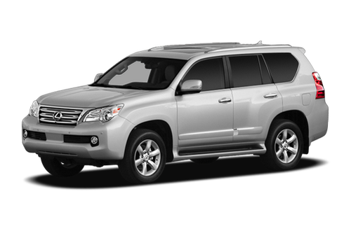 2010 Lexus GX 460 Overview | Cars.com