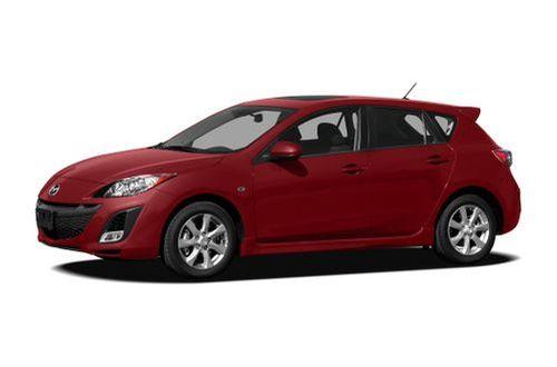 2010 Mazda Mazda3 4dr Sport