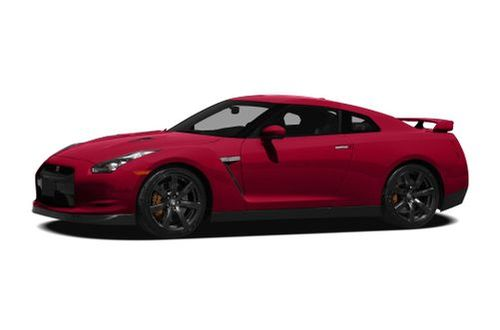 2010 Nissan GT-R 2dr AWD Coupe