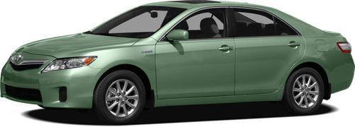 2010 Toyota Camry Hybrid Recalls