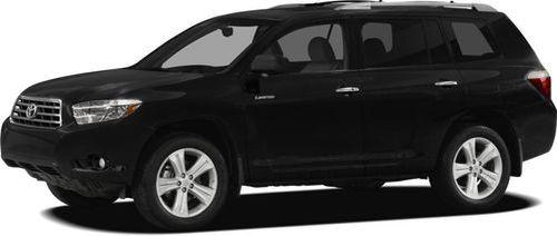2010 Toyota Highlander Recalls