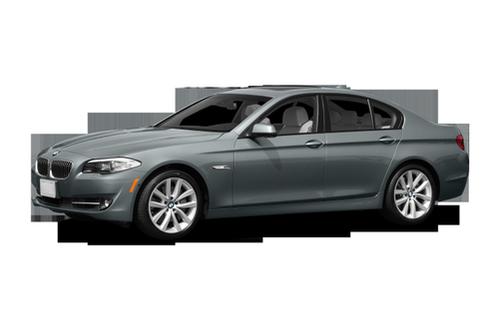 2011 BMW 550