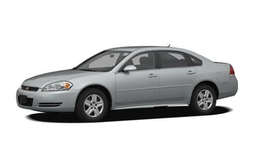 2011 Chevrolet Impala 4dr Sedan