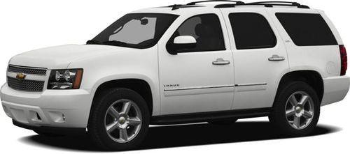 2017 Chevrolet Tahoe Recalls