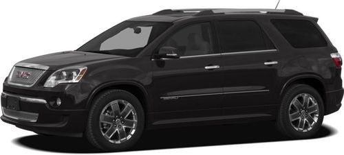 2011 gmc acadia recalls. Black Bedroom Furniture Sets. Home Design Ideas