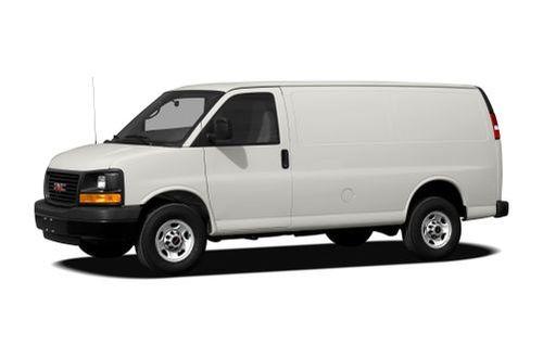 2011 GMC Savana 2500 RWD Cargo Van
