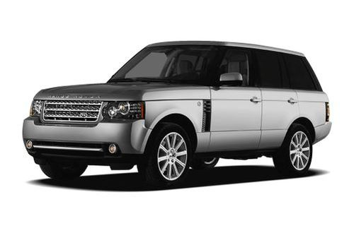 Land Rover Range Rover Trim Levels Configurations At A - Range rover repair los angeles