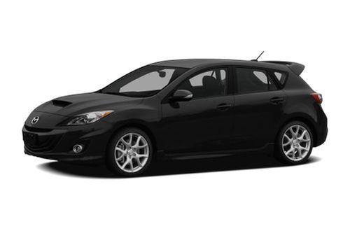 2011 Mazda MAZDASPEED3