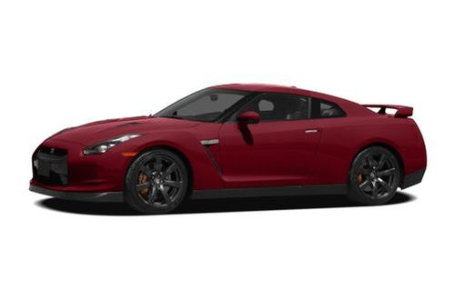 2011 Nissan GT-R 2dr AWD Coupe