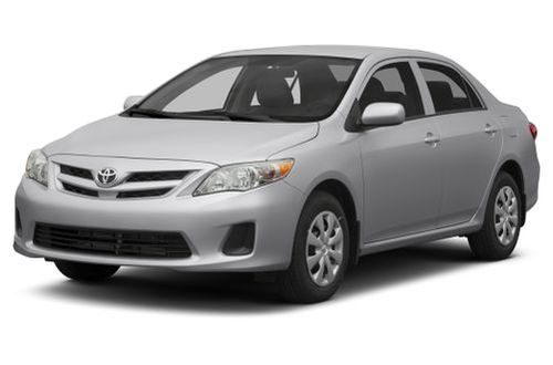 toyota corolla sedan models, price, specs, reviews | cars