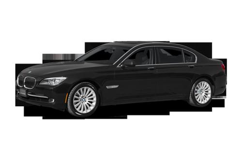 2012 BMW 750