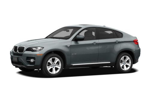 2012 BMW X6 4dr AWD Sports Activity Coupe