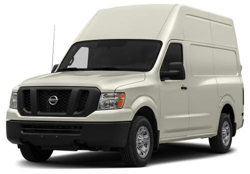 2012 Nissan NV 2500 3dr RWD High Roof Cargo Van