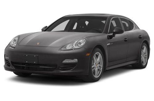 2012 Porsche Panamera Hybrid