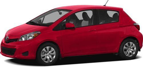 2012 Toyota Yaris Recalls | Cars com