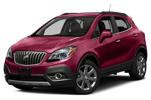 2017 Buick Encore Fwd Sport Utility