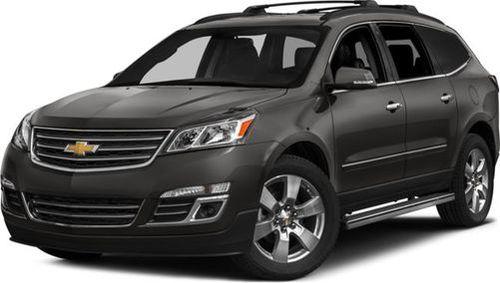2014 Chevrolet Traverse Recalls | Cars.com